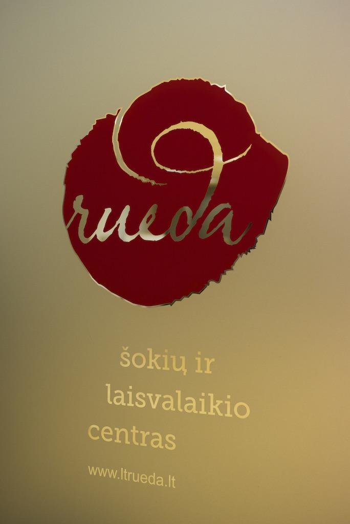 Rueda salės logo